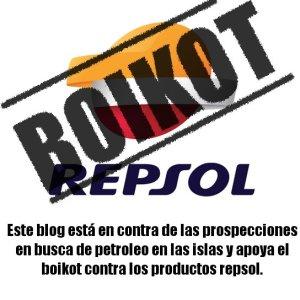 Boikot Repsol